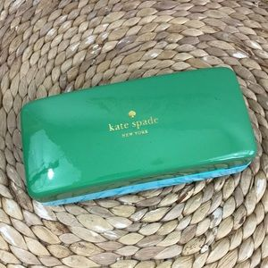 Kate Spade Clamshell Hard Sunglass Case